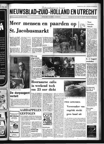 Schoonhovensche Courant 1976-07-30