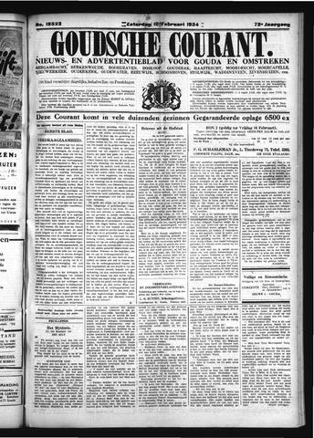 Goudsche Courant 1934-02-10