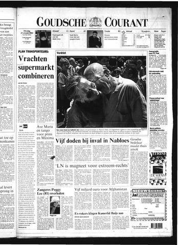 Goudsche Courant 2002-01-22
