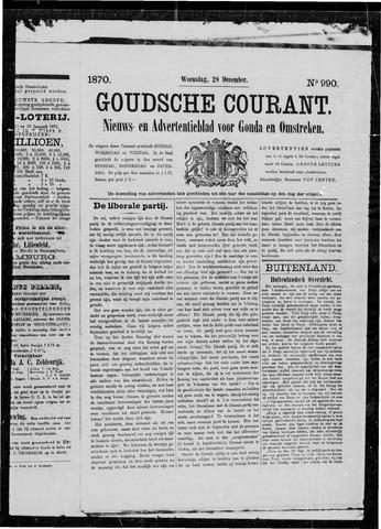 Goudsche Courant 1870-12-28