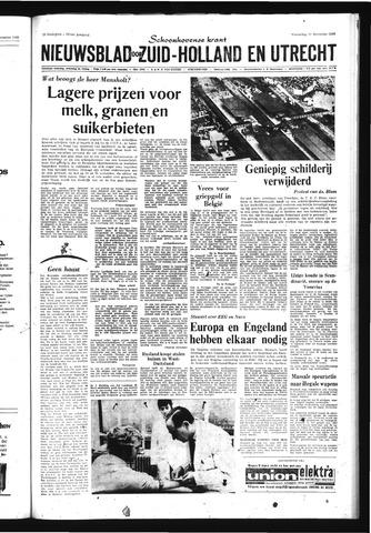 Schoonhovensche Courant 1969-12-10