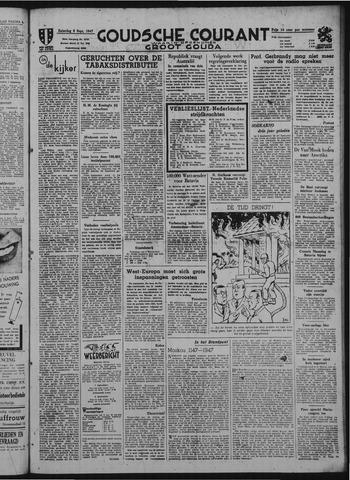 Goudsche Courant 1947-09-06