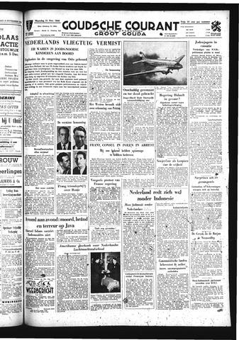 Goudsche Courant 1949-11-21