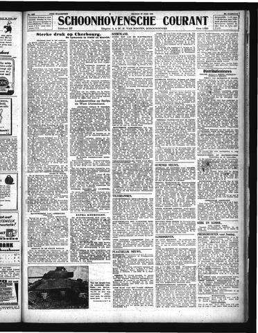 Schoonhovensche Courant 1944-06-23