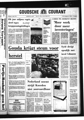 Goudsche Courant 1976-04-13
