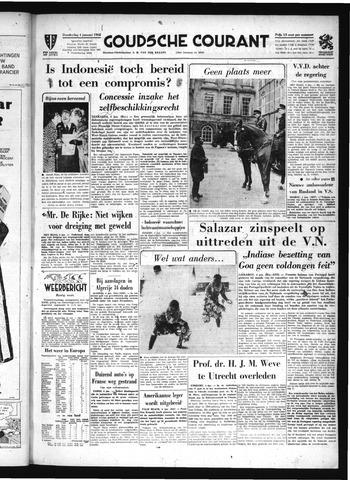 Goudsche Courant 1962-01-04