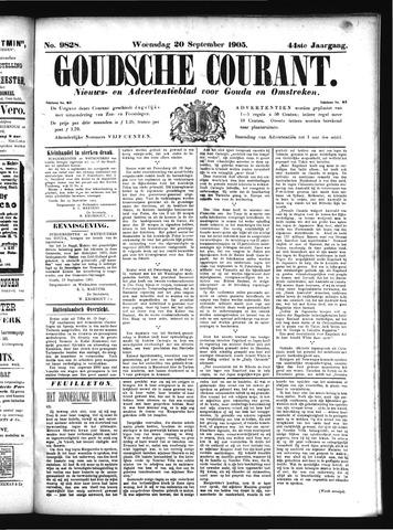 Goudsche Courant 1905-09-20
