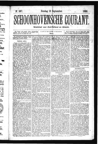 Schoonhovensche Courant 1880-09-12