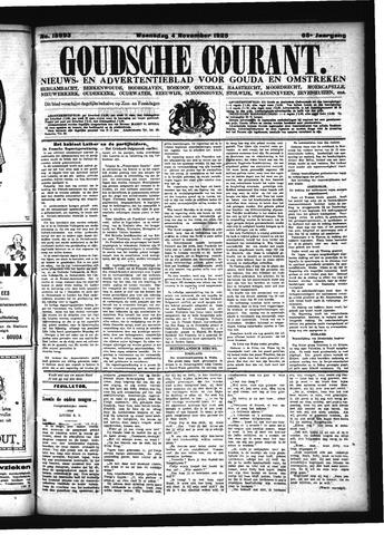 Goudsche Courant 1925-11-04