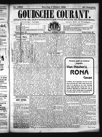 Goudsche Courant 1912-10-05