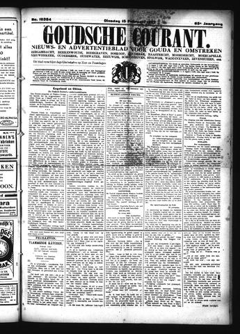 Goudsche Courant 1927-02-15