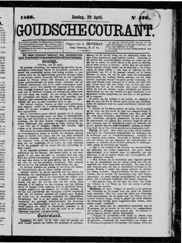 Goudsche Courant 1866-04-29