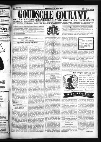 Goudsche Courant 1934-05-09