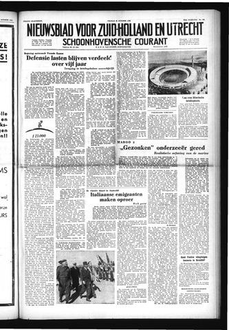 Schoonhovensche Courant 1952-10-31