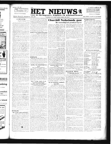 Schoonhovensche Courant 1946-05-10
