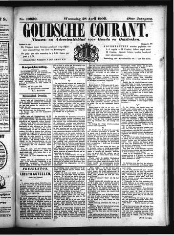 Goudsche Courant 1909-04-28