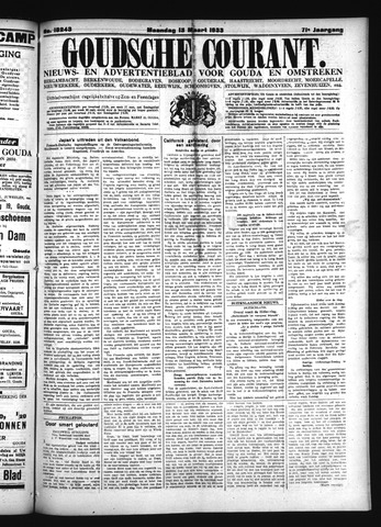 Goudsche Courant 1933-03-13