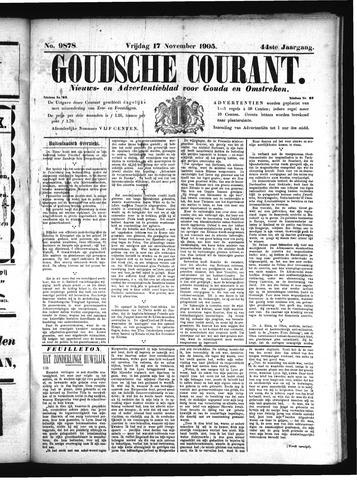 Goudsche Courant 1905-11-17