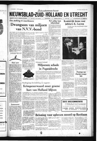 Schoonhovensche Courant 1972-02-02