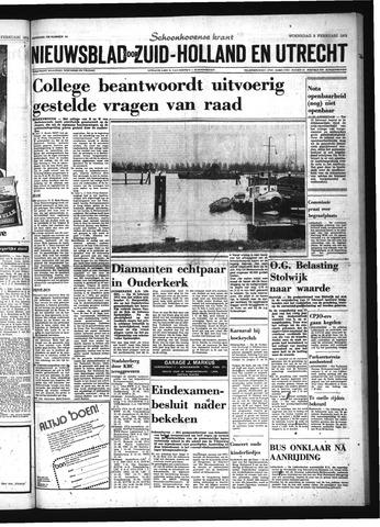 Schoonhovensche Courant 1975-02-05