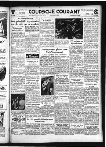 Goudsche Courant 1951-12-18