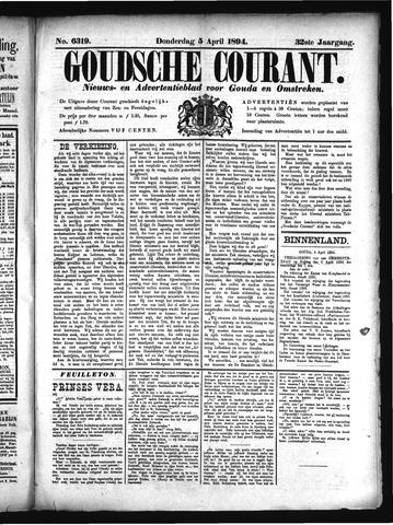 Goudsche Courant 1894-04-05