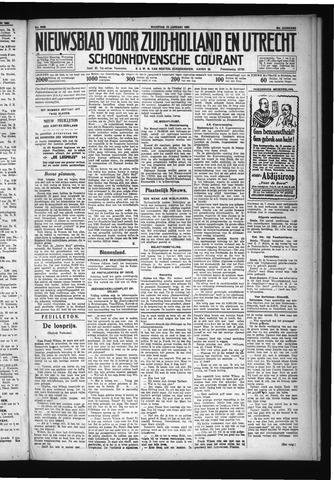 Schoonhovensche Courant 1931-01-12