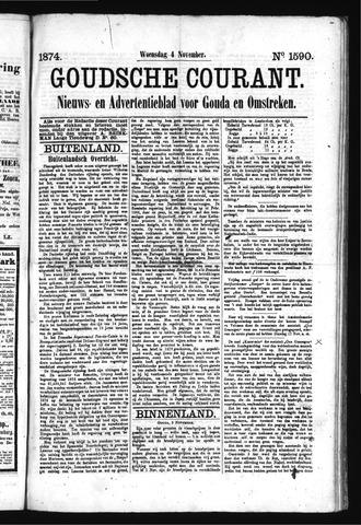 Goudsche Courant 1874-11-04