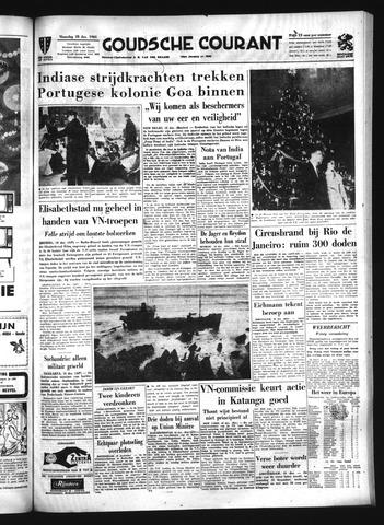Goudsche Courant 1961-12-18