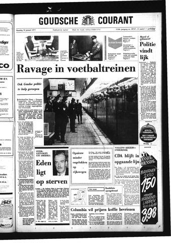 Goudsche Courant 1977-01-10