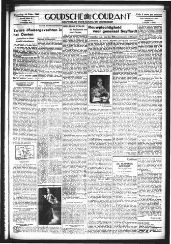 Goudsche Courant 1943-02-10