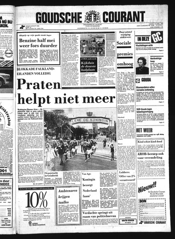 Goudsche Courant 1982-04-30