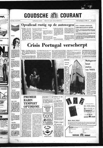 Goudsche Courant 1975-07-12