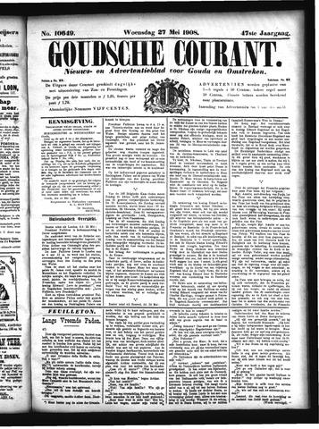 Goudsche Courant 1908-05-27