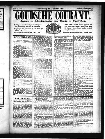 Goudsche Courant 1897-01-14