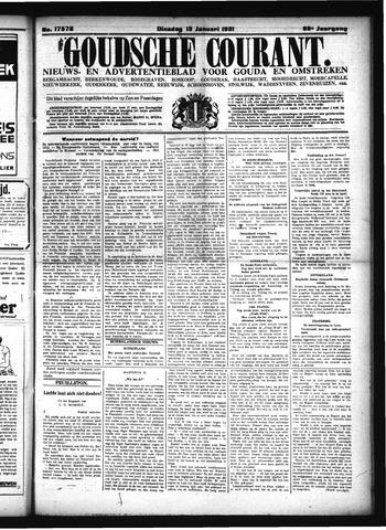 Goudsche Courant 1931-01-13