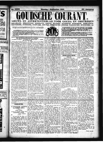 Goudsche Courant 1925-09-01