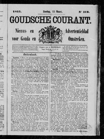 Goudsche Courant 1863-03-15