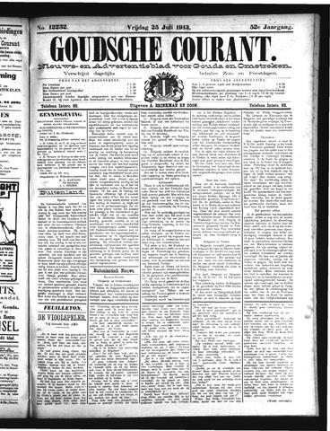 Goudsche Courant 1913-07-25