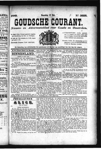 Goudsche Courant 1889-05-27
