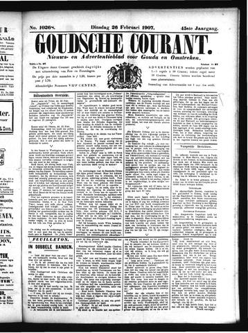 Goudsche Courant 1907-02-26
