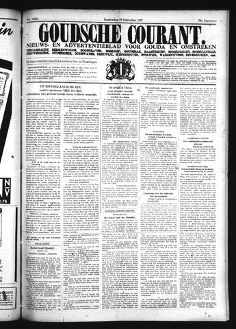 Goudsche Courant 1937-09-16