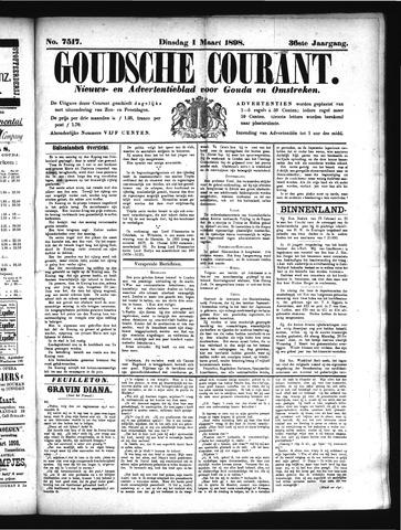 Goudsche Courant 1898-03-01