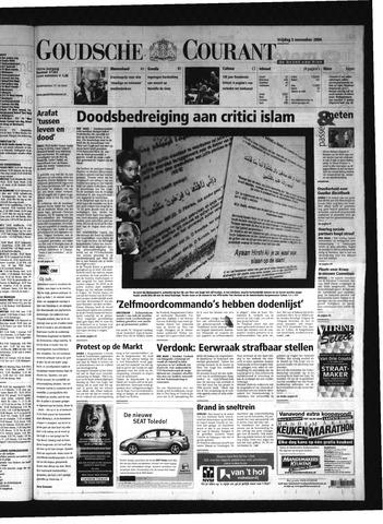 Goudsche Courant 2004-11-05