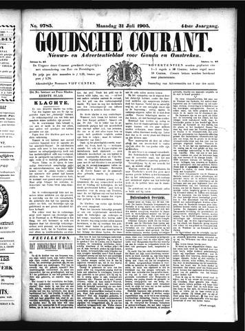 Goudsche Courant 1905-07-31