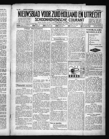 Schoonhovensche Courant 1938-03-04