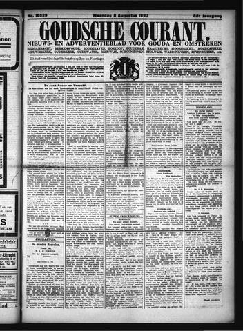 Goudsche Courant 1927-08-08
