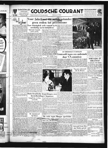 Goudsche Courant 1952-03-22