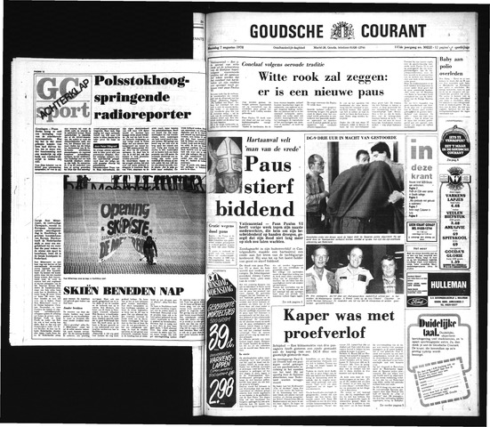 Goudsche Courant 1978-08-07
