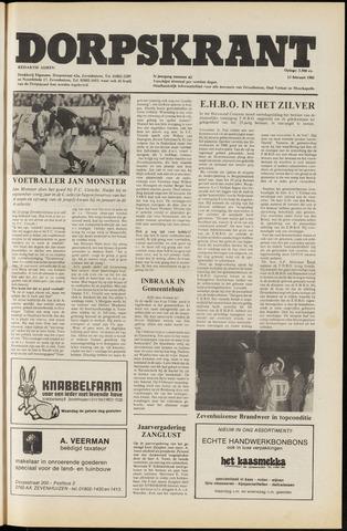 Dorpskrant 1981-02-13